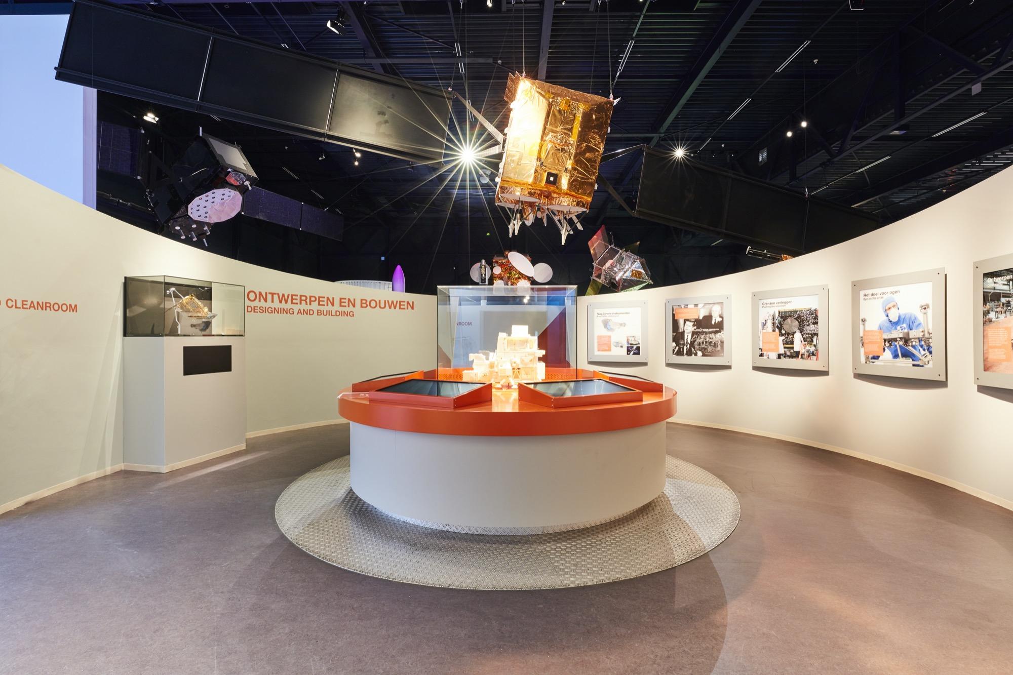 Vernieuwing ruimtevaartmuseum Space Expo