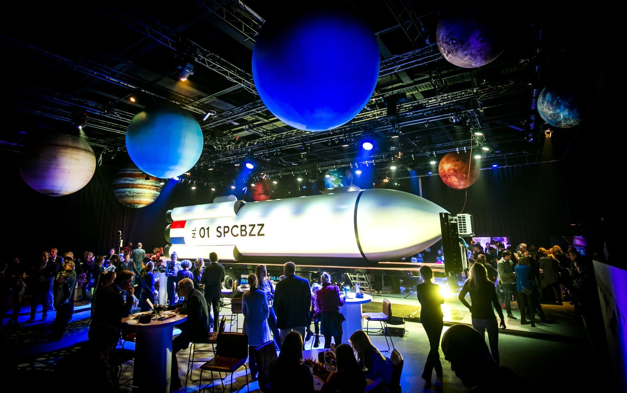 SpaceBuzz maakt van schoolkinderen astronauten