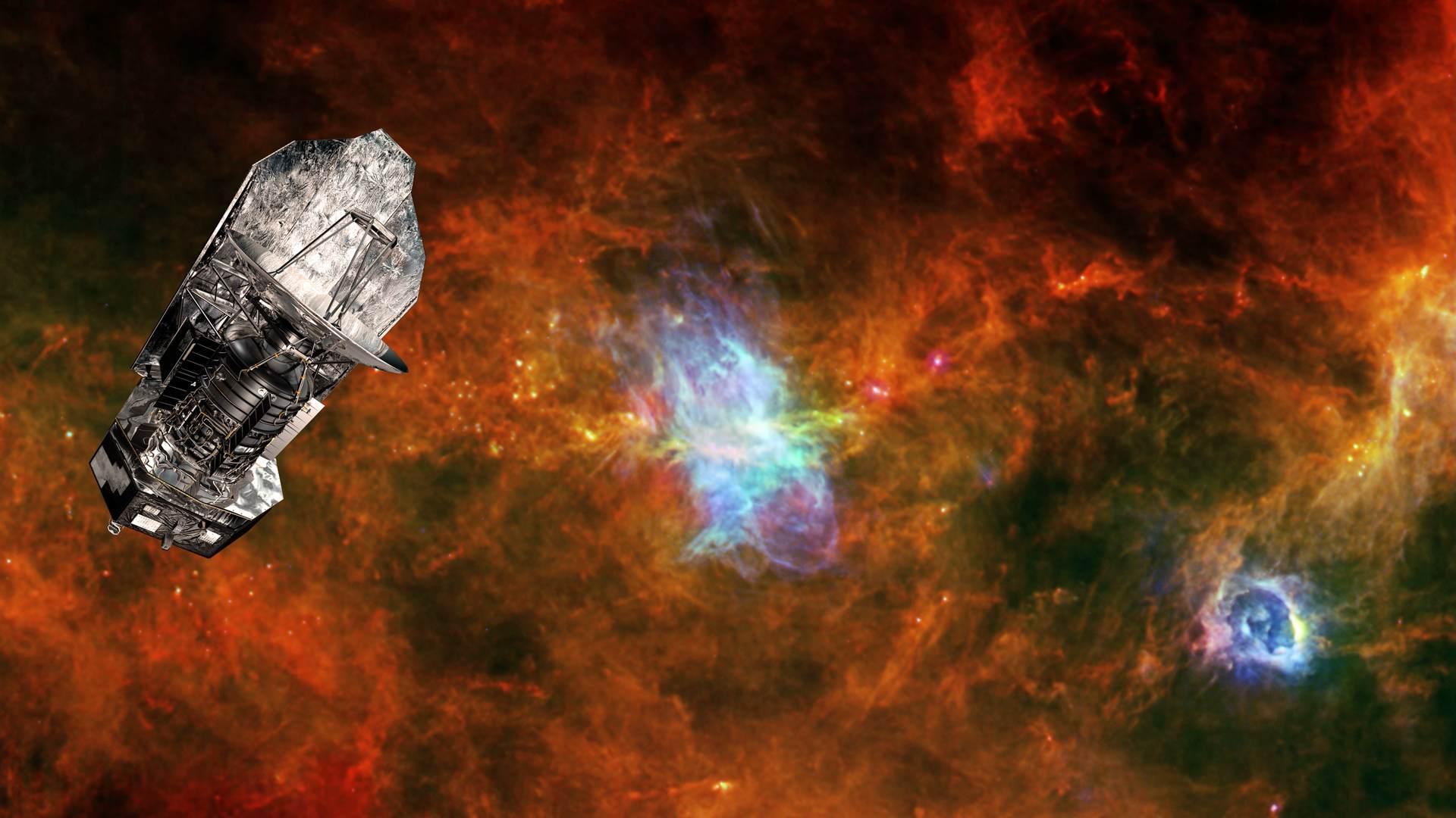Ogen in de ruimte